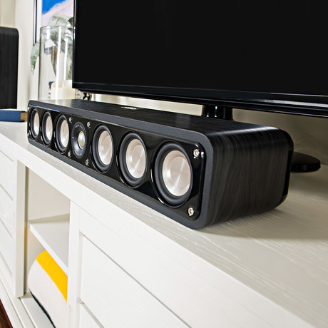 Slim Center Speaker // S35