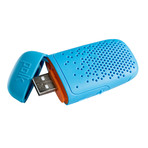 BIT Wearable Bluetooth Speaker (Black)