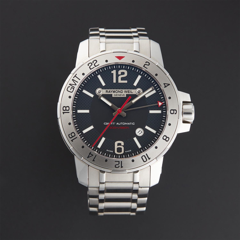 Raymond Weil Nabucco Gmt Automatic 3800 St 05207 Store Display