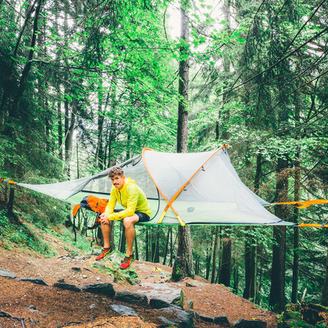 Connect Tree Tent (Orange)