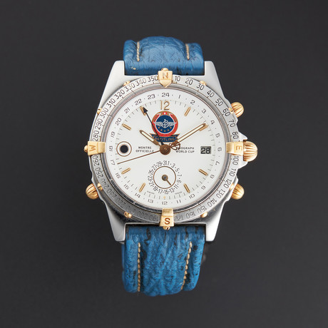 Breitling Duograph Automatic // B15508 // Pre-Owned