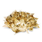 Veli Ceiling-Wall Lamp // Gold (Large)