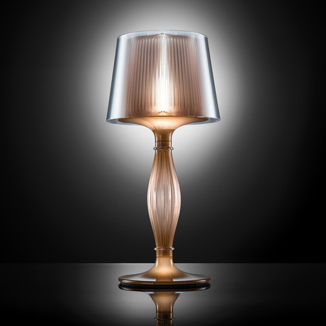 Liza Table Lamp (Purple)