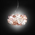 Clizia Suspension Lamp (Orange)
