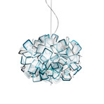 Clizia Suspension Lamp (White)