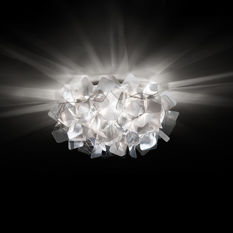 Clizia Ceiling-Wall Lamp // Fume