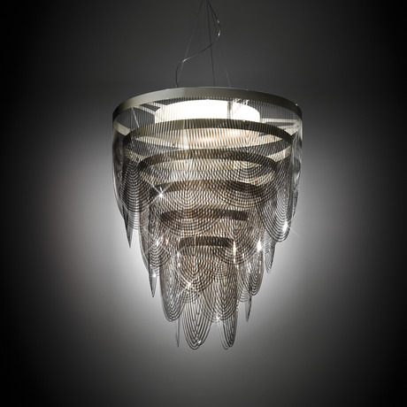 Ceremony Suspension Lamp // Prisma