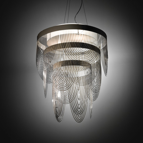 Ceremony Suspension Lamp // Fume