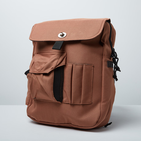 Man-PACK Classic 2.0 // Brown // Right Shoulder (No Add-on)