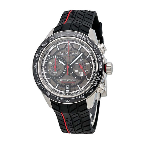 Graham Silverstone RS Supersprint Chronograph Automatic // 2STBC.B05A // Store Display