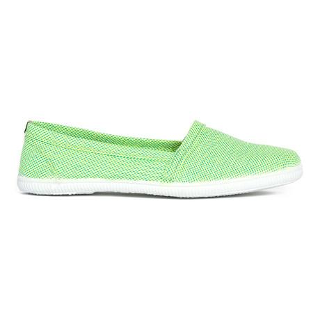 Emporda Espadrille // Green