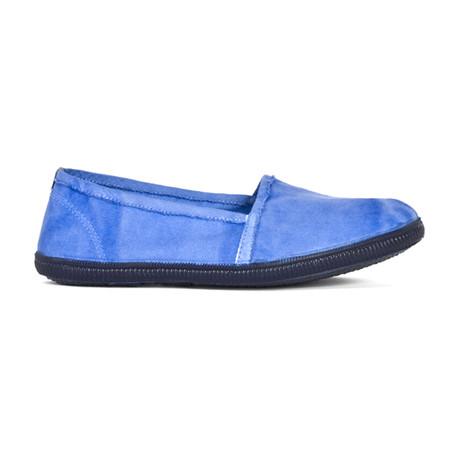 Illabong Espadrille // Light Blue