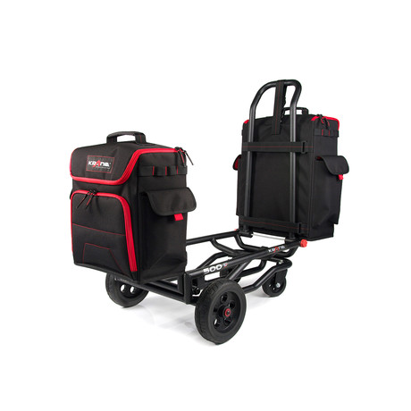Attachable Heavy-Duty Cargo Bag (Small)