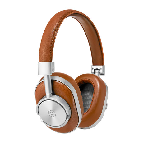 MW60 Wireless Over-Ear Headphones (Brown)