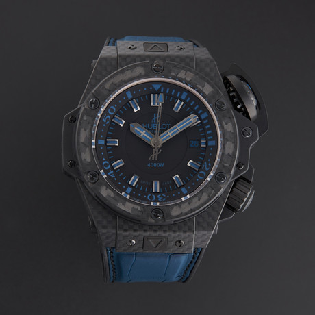 Hublot Big Bang King Power Diver Oceanographic Automatic // 731.QX.1190.GR.ABB12 // New