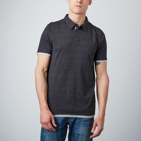 Evan Polo // Black