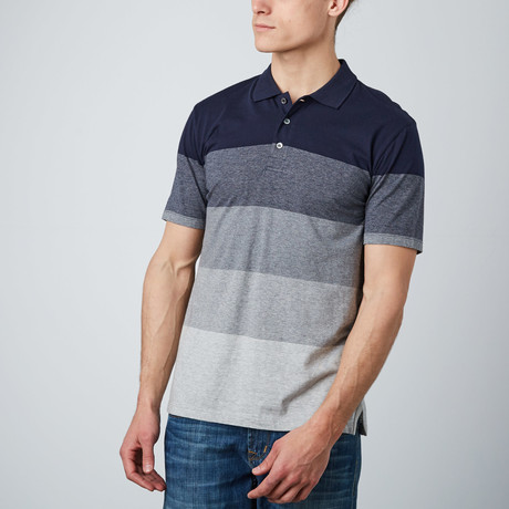 Louie Polo // Navy