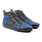 Leo Hi-Top Sneakers // Blue (Euro: 41)