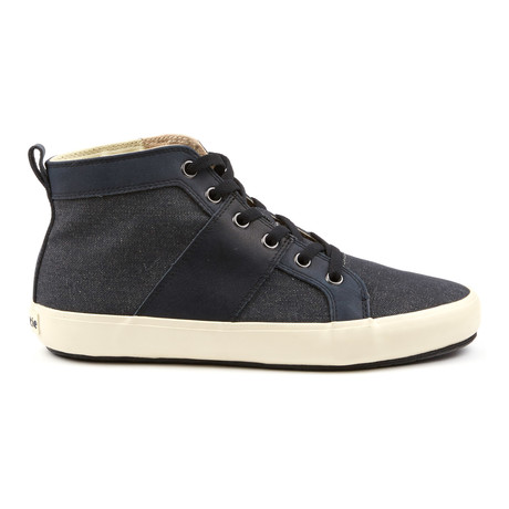 Leo Hi-Top Sneakers // Gray (Euro: 41)