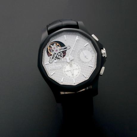 Corum Tourbillon Chronograph Automatic // 398.550.19  // Unworn