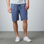 Knitted Short // Indigo (S)