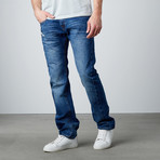 Straight Leg Jean // Light Blue (29WX32L)