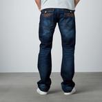Straight Leg Jean // Dark Denim (31WX32L)
