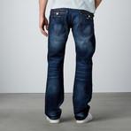 Straight Leg Jean // Dark Indigo (29WX32L)