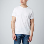 Combed Cotton Tee // White (S)