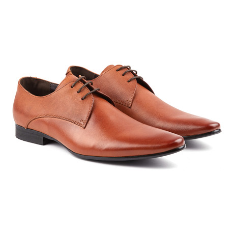 Needle Classic Derby // Tan (US: 8)
