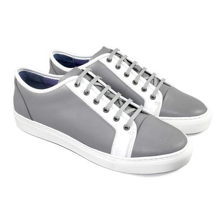 Gotham II Low-Top Sneaker // Dove Grey