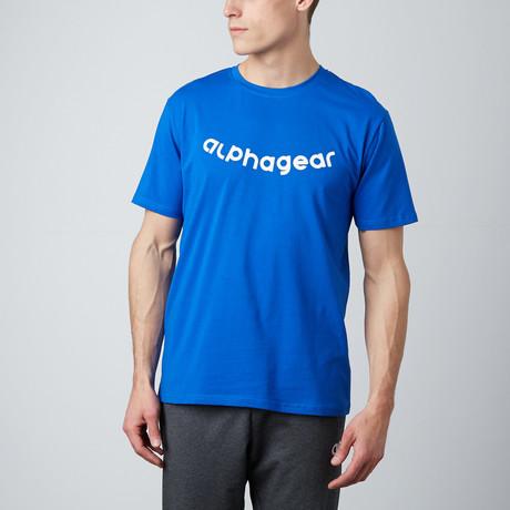 Alphagear T-Shirt // Blue