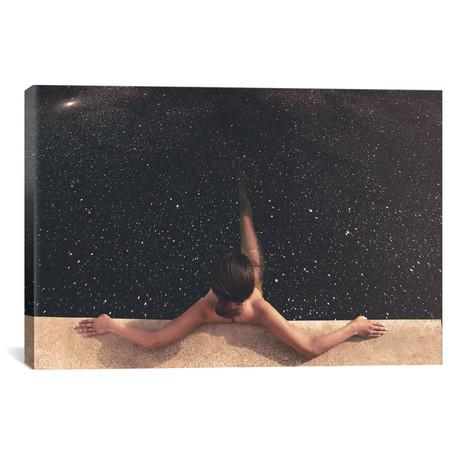 """Holynight // Fran Rodriguez (18""""W x 12""""H x 0.75""""D)"""