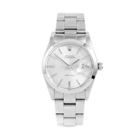Rolex Date Manual WInd // 6694 // AFD56 // Pre-Owned