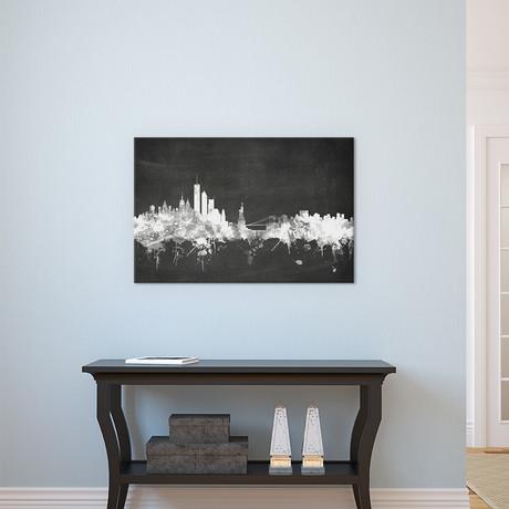New York City, New York, USA // Blackboard