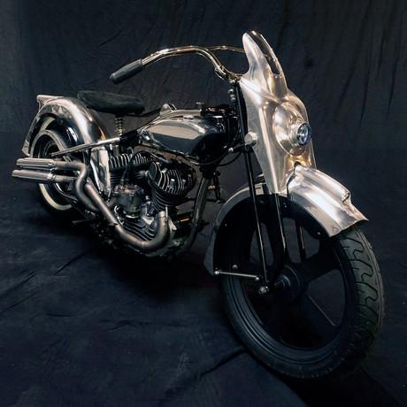 1945 Harley Davidson WLA Flathead