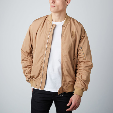 Feather London Bomber // Gold (S)