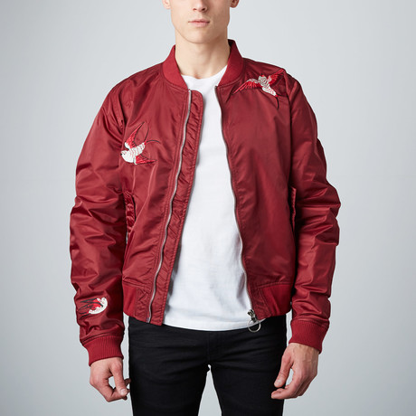 Flight Bomber // Red (S)