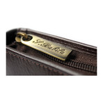Sardinia Travel Wallet (Black)