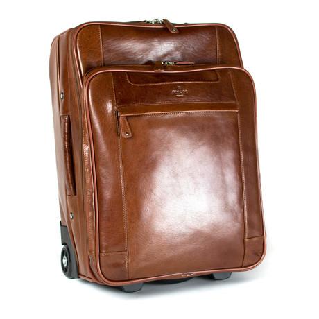 Piedmont Cabin Case (Dark Brown)