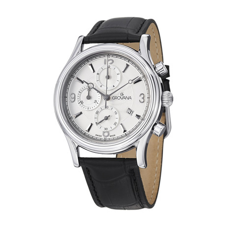 Grovana Chronograph Quartz // 1728.9532 // Store Display