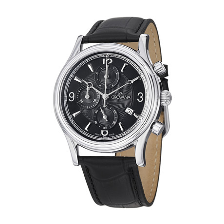 Grovana Chronograph Quartz // 1728.9537