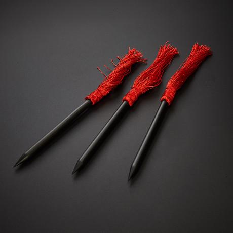 Throwing Spikes Set // SPK-01