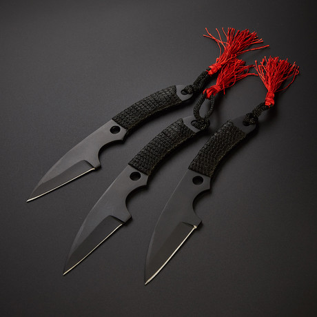Throwing Knives Set // TRW-06