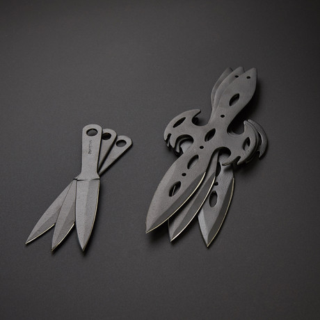 Throwing Knives Set // TRW-08