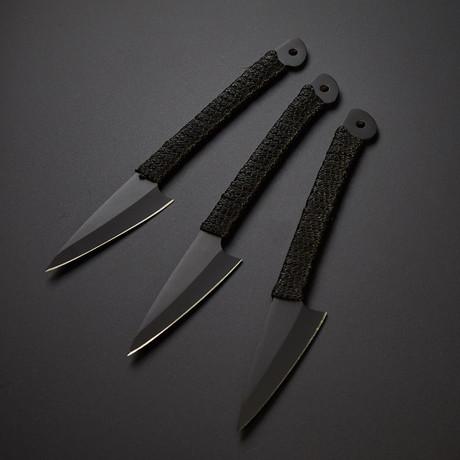 Throwing Knives Set // TRW-07