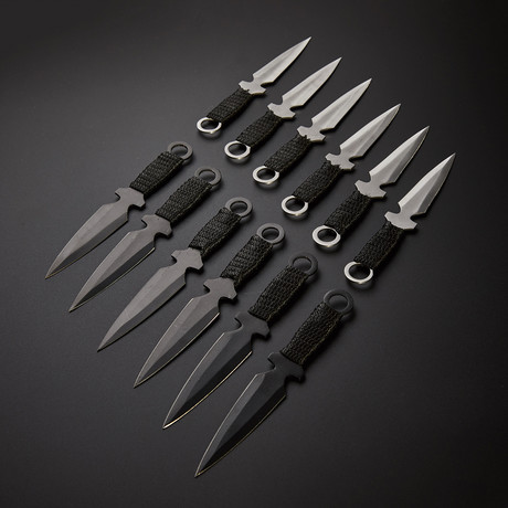 Throwing Knives Set // TRW-15