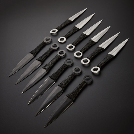 Throwing Knives Set // TRW-18