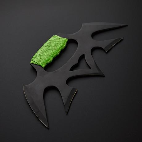 Ninja Throwing Wing Set // WNG-02
