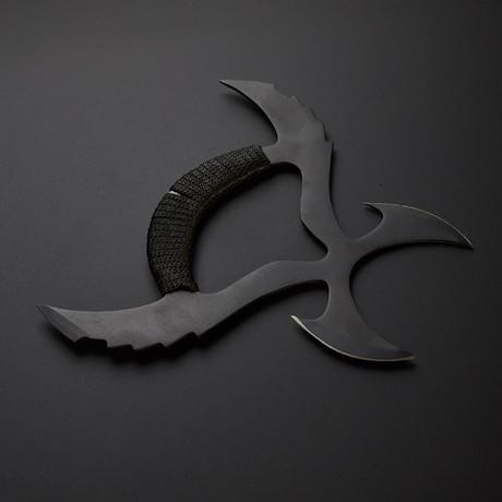 Ninja Throwing Wing Set // WNG-03